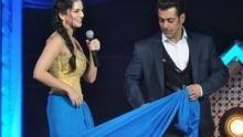 Salman Khan Takes Off Sunny Leone | Billo Tv