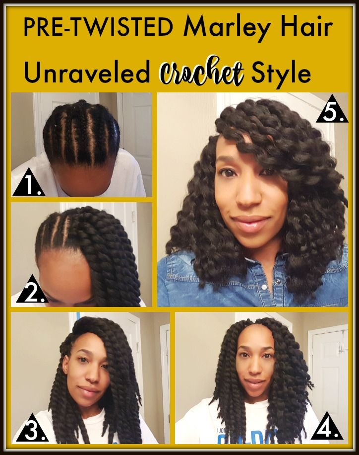 Crochet Hair Untwisted : ... Crochet Braids on Pinterest Twists, Marley hair and Black braids