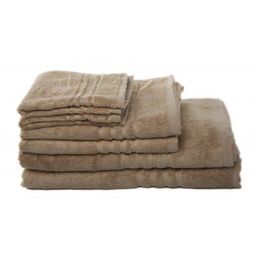 Taupe Beige High Quality Organic Bamboo Towels with 70% Bamboo & 30% Cotton. Organic Bamboo Towels with Zero Twisted Weave, Superior Absorbance, Low Shrinkage, ECO Friendly, Turquoise/Aqua Blue, Fast Drying, Odour Resistant, ECO friendly Organic Bamboo Towels color available: Tourquoise/Aqua Blue, Burgundy, Chocolate Brown, Ecru/Natural, Olive Green, Taupe Beige, white SET CONTAINS: 1x Bath Towel (27″ x 54″), 1 x Hand Towel (18″ x 28″), 1 x Face Towel (13″ x 13″)