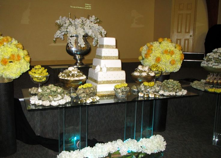 50th anniversary centerpieces ideas for 50th wedding for 50 wedding anniversary decoration ideas