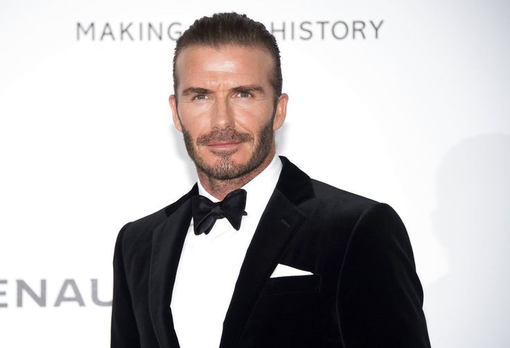 David Beckham launches L'Oreal men's grooming products | The Well Appointed House Blog: Living the Well Appointed Life