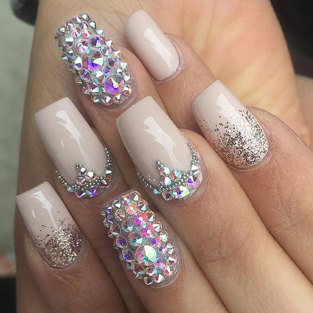 I can't get enough of this look!! #edmonton #edmontonnails #. Las Vegas  NailsEngagement RingsCostumeHair BeautyCasNailartMake ... - 25+ Unique Vegas Nail Art Ideas On Pinterest Manicure Games