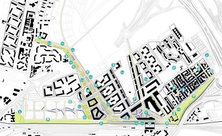 R*HUB MILANO - UP! - AAA Architetti Cercasi - Masterplan - Rogoredo - Santa Giulia - Milano