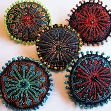 angie hughes brooches