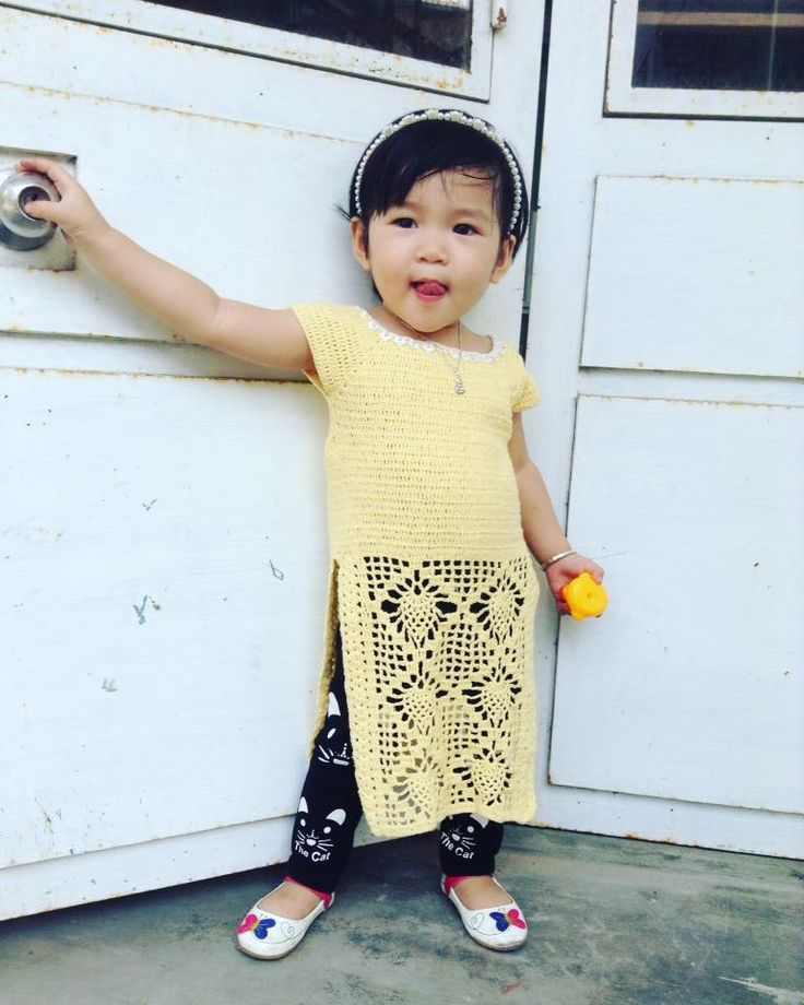 áo dài trẻ em (1)