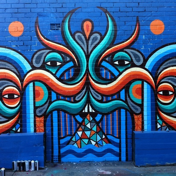 The Projects in Enmore - Thanks @Matt Nickles Valk Chuah Opening Hours and @Kami Bremyer Bremyer Loder Graff #beastman
