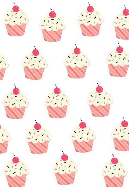 #cupcake #fondos #cute