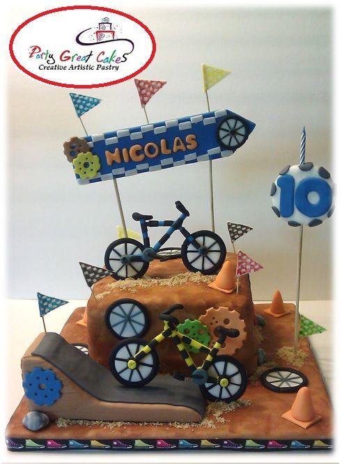 Other release Bmx Cake! Más