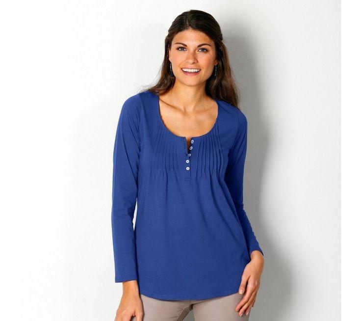 Tričko tuniský výstřih | vyprodej-slevy.cz #vyprodejslevy #vyprodejslecycz #vyprodejslevy_cz #tshirt
