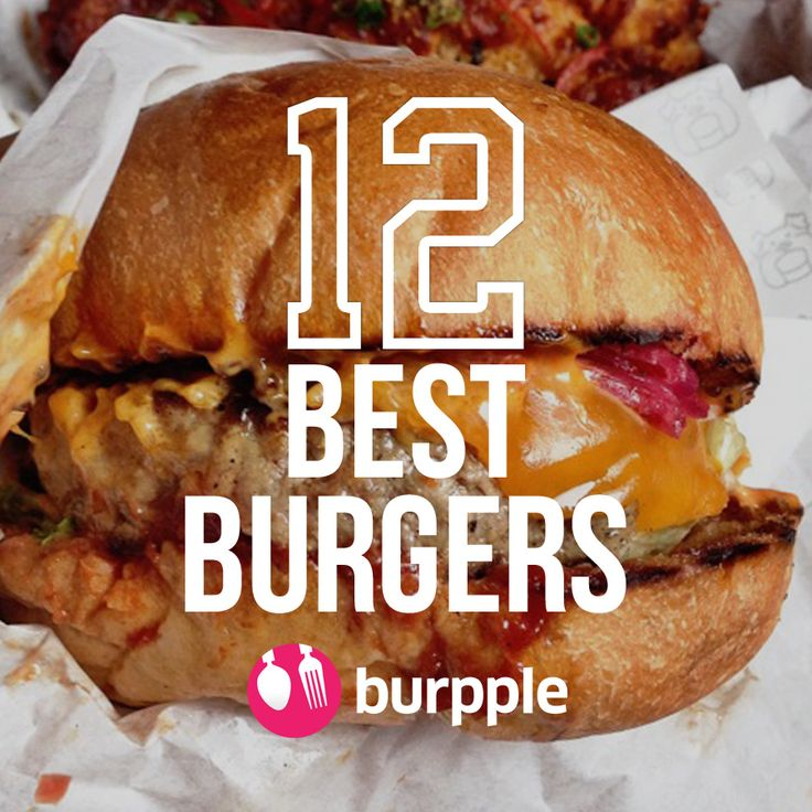 12 Best Burgers In Singapore | Burpple