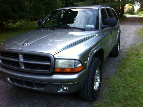 http://chicerman.com  awesomecars:  Just got my first car !! 1999 Dodge Durango  #cars