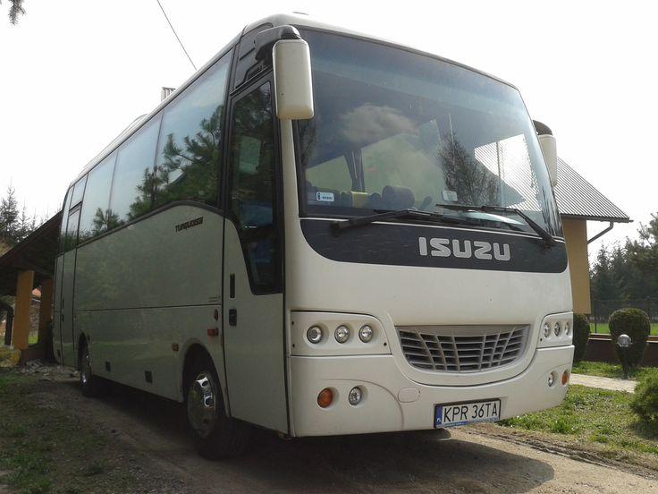 Autobus Isuzu Turquoise - widok 1