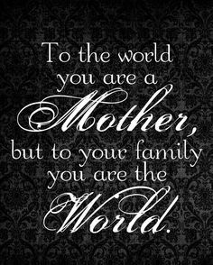 Cute and Short Mother's Day Quotes | Homemade Gifts for Moms by DIY Ready at http://diyready.com/diy-gifts-mothers-day-quotes/
