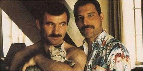 Salen a la luz imágenes inéditas de Freddie Mercury