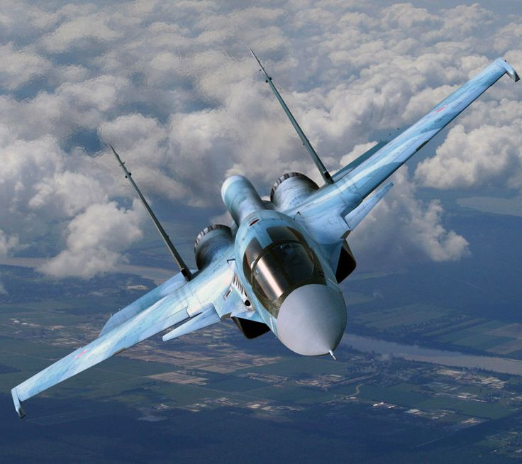 Russian Su-37. Bad ass!
