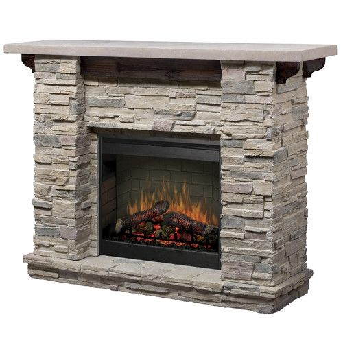 Found it at Wayfair - Featherston Electric Fireplace
