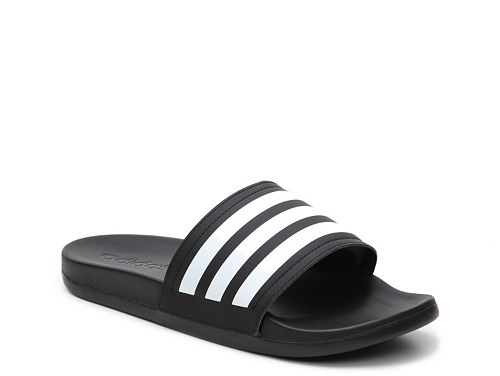 adidas Adilette Ultra Stripes Slide Sandal
