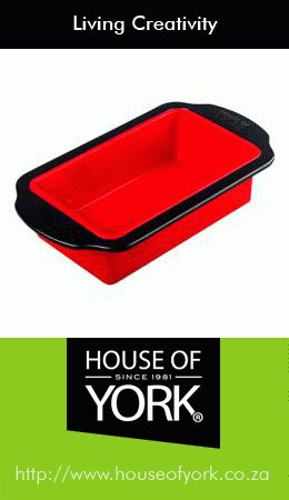 Baking Loaf Pan with Silicone #HouseofYork