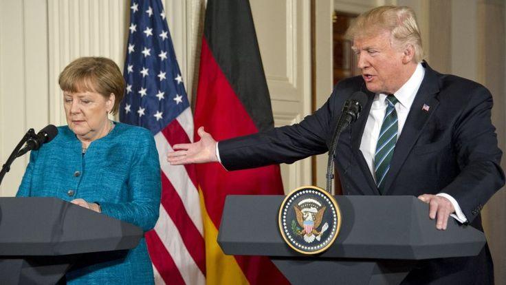 Единство противоположностей: Трамп и Меркель обсудили Украину и Афганистан по телефону https://riafan.ru/702073-edinstvo-protivopolozhnostei-tramp-i-merkel-obsudili-ukrainu-i-afganistan-po-telefonu