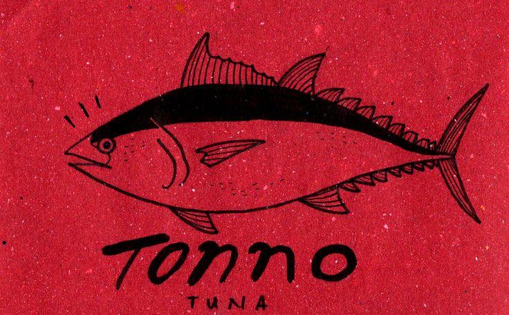 Learning Italian Language ~ Tonno (Tuna) IFHN