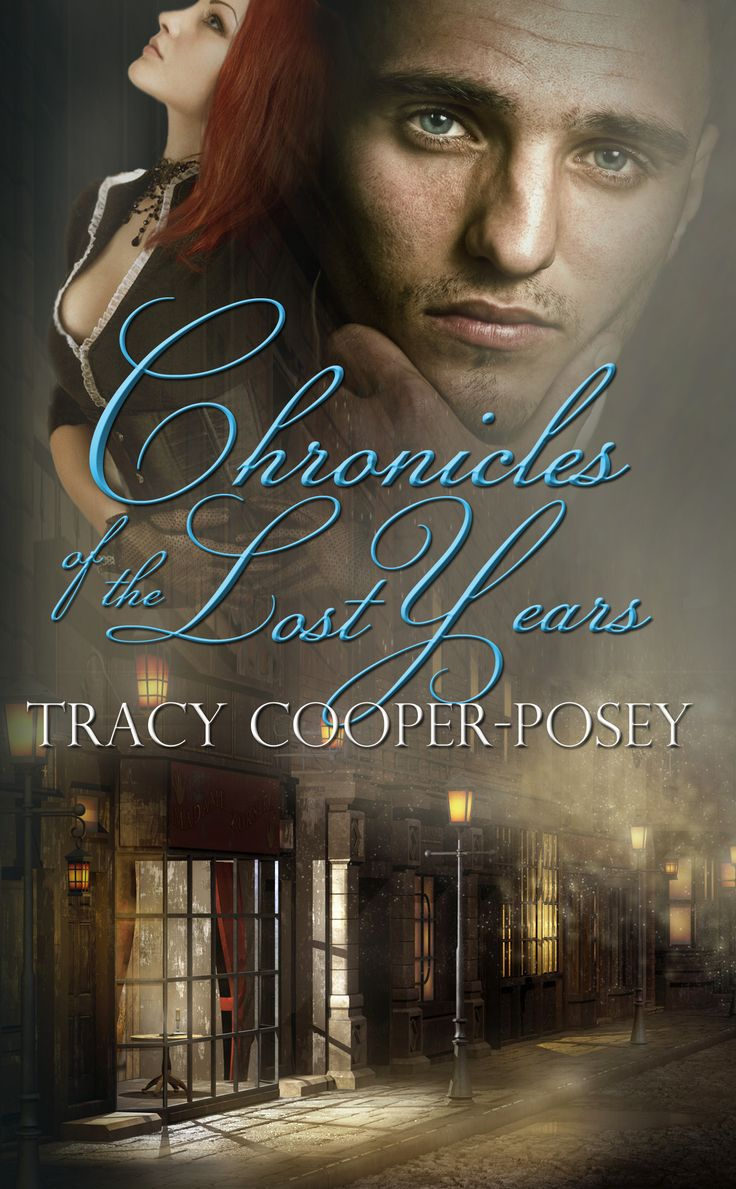Chronicles of the Lost Years.  Sherlock Holmes romantic suspense.  Second Edition cover. http://tracycooperposey.com/books/chronicles-of-the-lost-years/