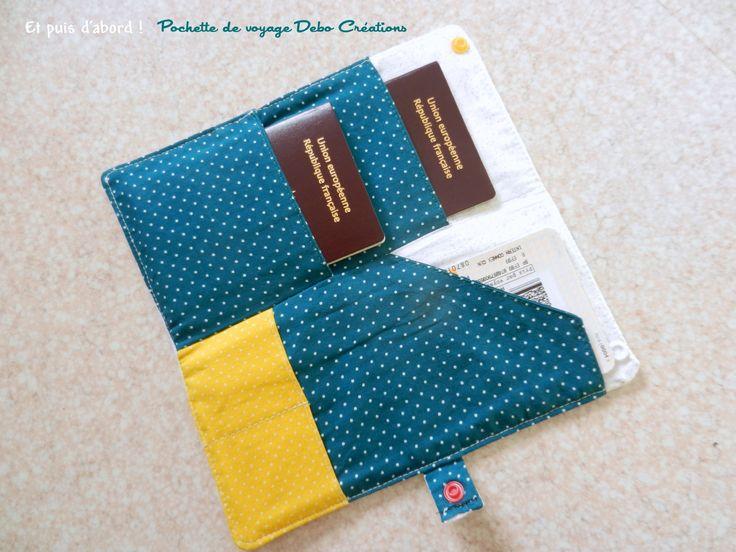 Les 25 meilleures id es concernant sacs de linge sur pinterest panier linge tri de linge - Patron pochette couture gratuit ...