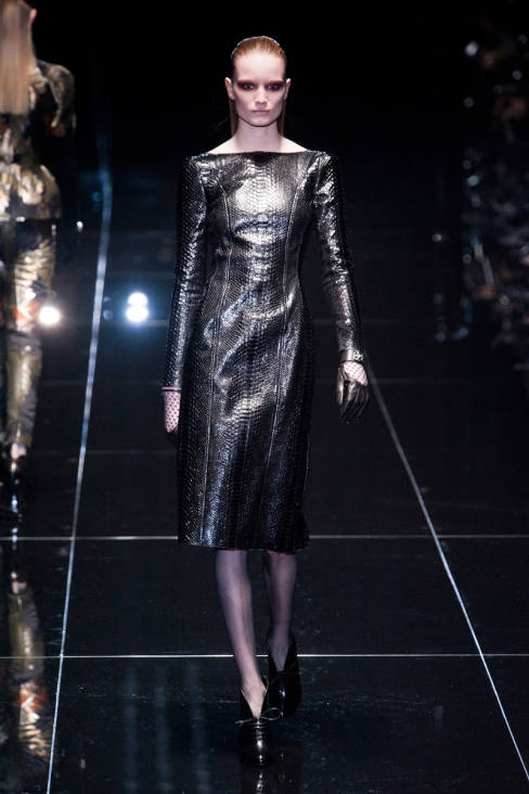 Gucci Fall 2013 Ready-to-Wear Runway - Gucci Ready-to-Wear Collection - ELLE