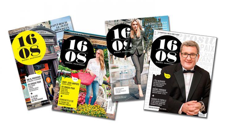 Les 10 articles les plus lus sur le blogue du magazine 16.08.