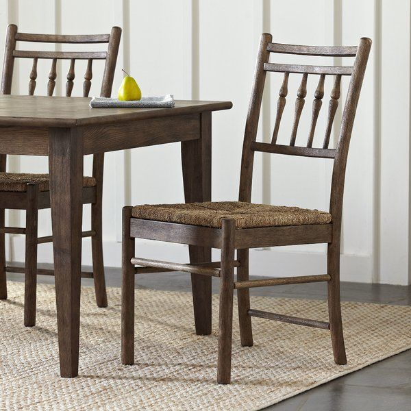 Birch Lane Heritage Riverbank Dining Chair Reviews Wayfair Dining Chairs Side Chair Dining Room Dining Room Chairs Upholstered