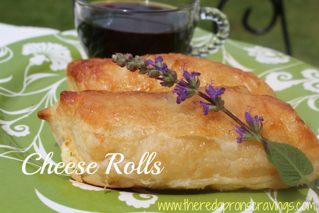 Porto's Cheese Roll recipe! omg omg omg omg omg! I bet the real thing is still the bomb but hey I can still try!