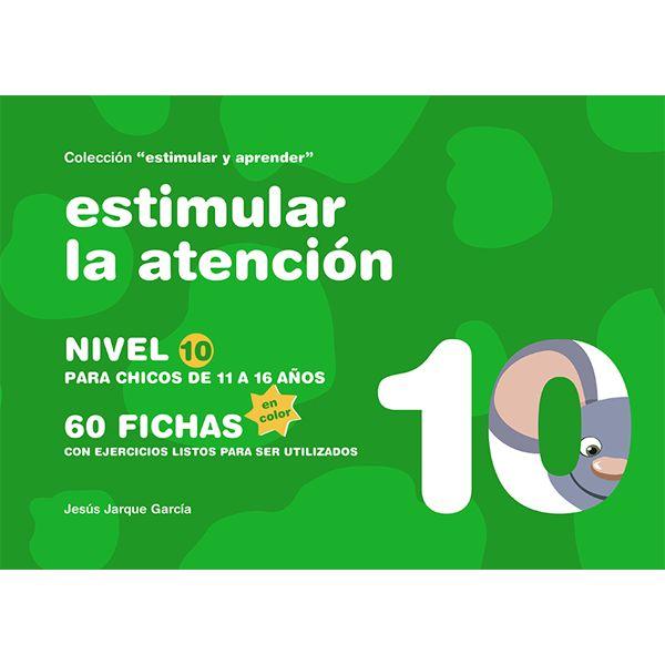 Estimular la atención - Nivel 10