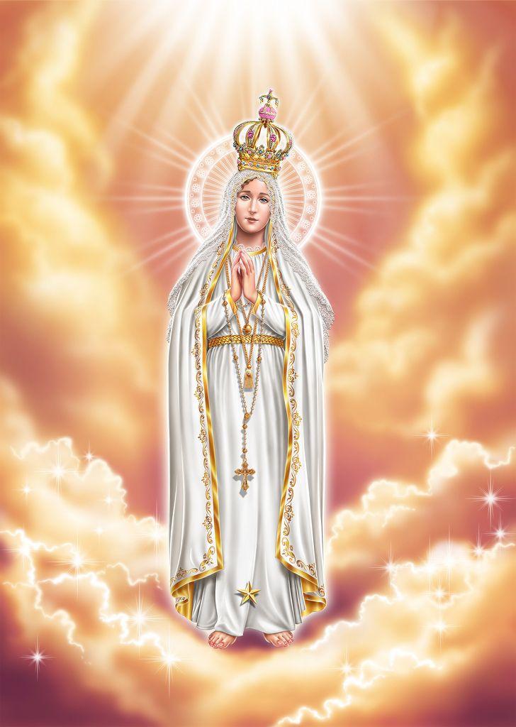 Nossa Senhora de Fátima | by elias silveira . ilustração & design