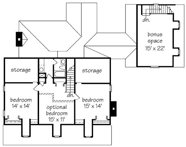 17 best images about house plans on pinterest 2nd floor for Cajun cottage house plans