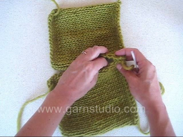 How to sew an invisible side seam