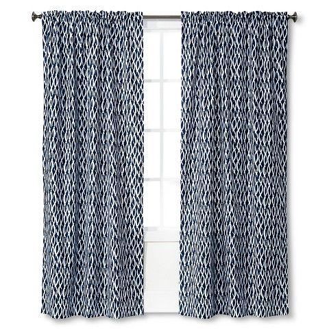 Room Essentials Light Blocking Curtain Panel House Home