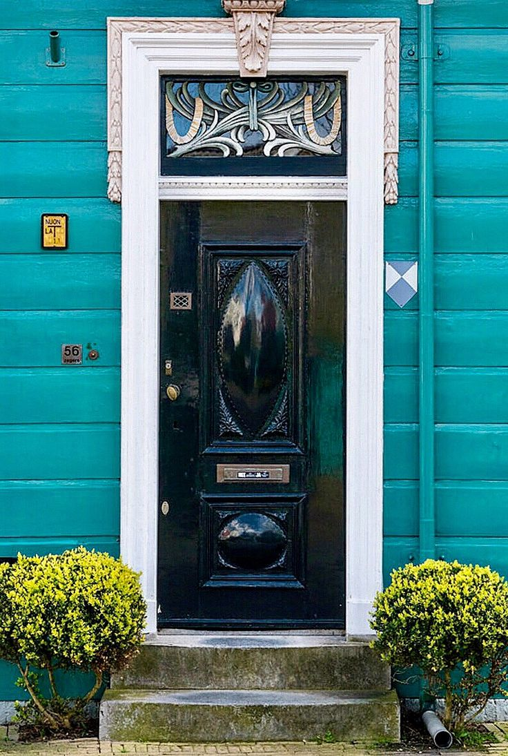 Zaanse Schans North Holland Netherlands & 4418 best Painted Door images on Pinterest Pezcame.Com