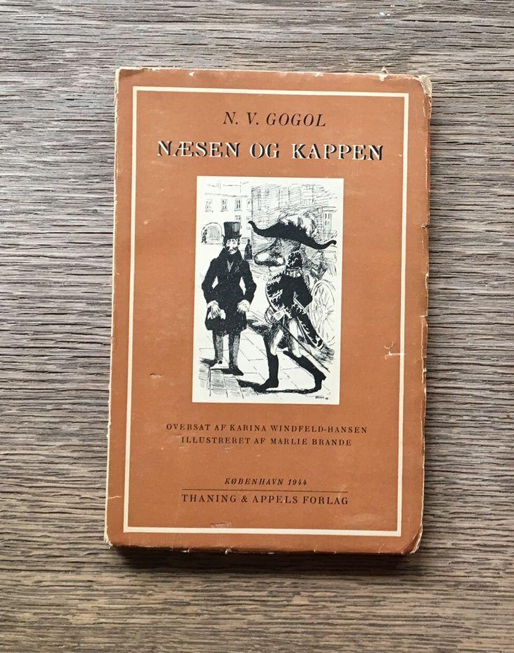 Novellerne Næsen og Kappen af Nikolaj Gogol