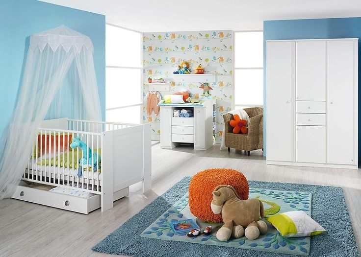 9 best babyzimmer einrichten images on pinterest child for Kinderzimmer 7 teilig