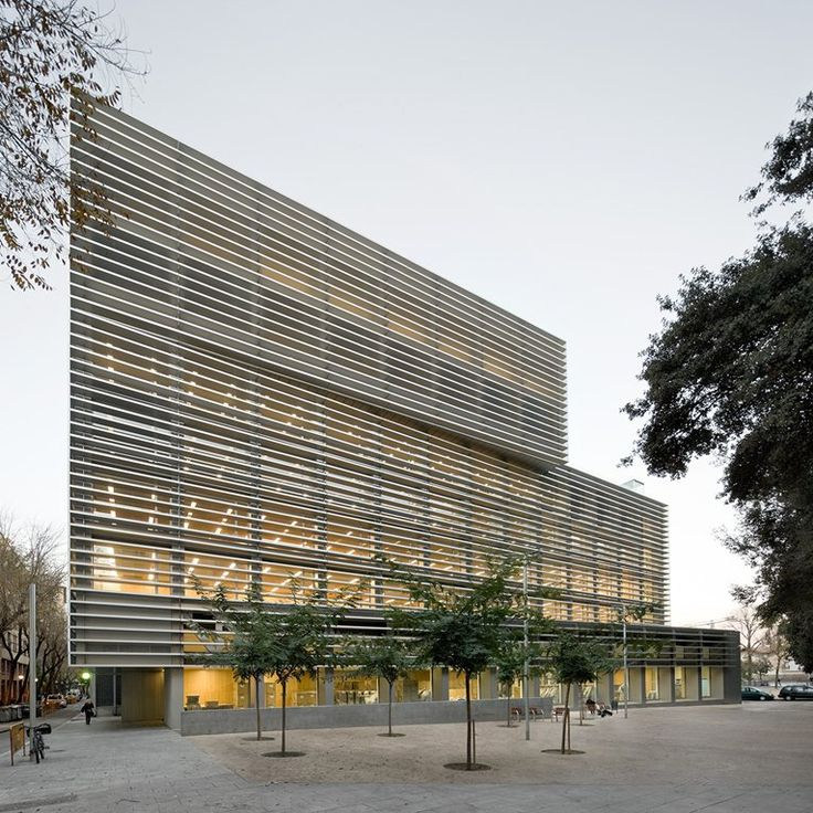 Oficinas de la Seguridad Social - Barcellona, Испания - 2011 - BCQ arquitectura barcelona