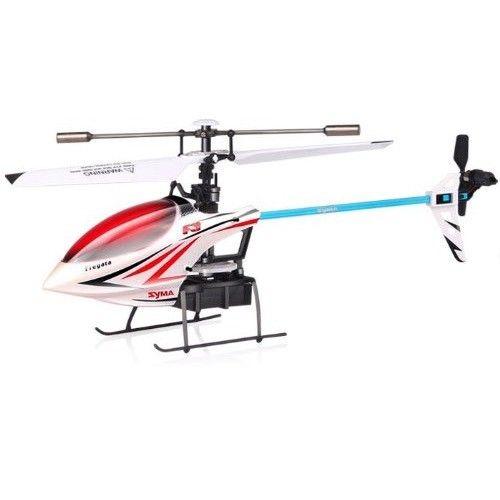Syma 3 CH Remote Control 2.4G Helicopter with GYRO - F3 - White Model  YMTH02WH Condition  New  Weight : 3.00 kg  Syma Helicopter Remote Control termurah hanya di Gudang Gadget Murah. Syma 3 menggunakan teknologi GYRO yang membuat helicopter terbang lebih stabil. Syma 3-F3 memiliki design yang lebih ramping, dilengkapi dengan fitur Speed function yang memungkinkan Anda dapat mengatur kecepatan terbang helicopter. - White