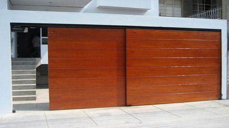 Mejores 30 im genes de portones madera en pinterest for Puertas y portones de madera