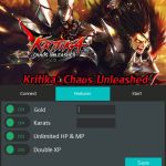 Download free online Game Hack Cheats Tool Facebook Or Mobile Games key or generator for programs all for free download just get on the Mirror links,Kritika Chaos Unleashed Hack Tool Free We want to present you an amazing tool called Kritika Chaos Unleashed Hack Tool. With our Kritika Chaos Unleashed Tra