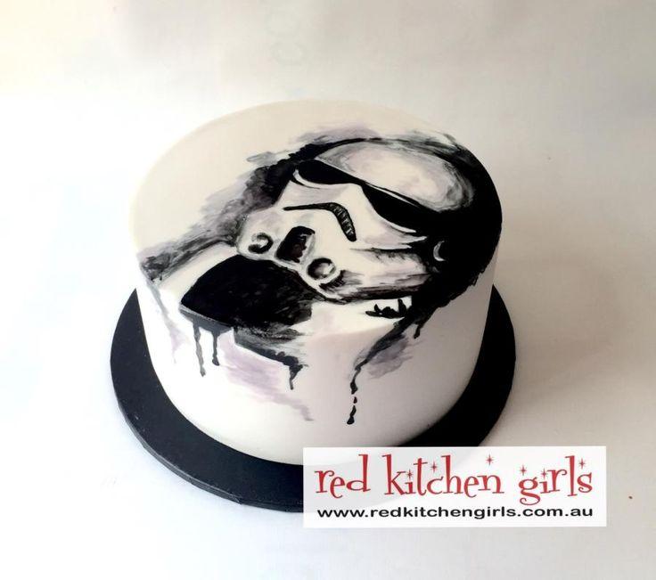 Stormtrooper by red kitchen girls  - Australia