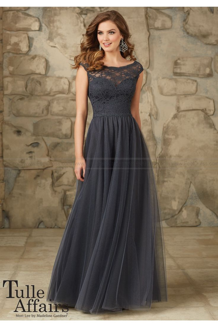 Mori Lee Bridesmaids Dress Style 111 - Bridesmaid Dresses 2016 - Bridesmaid
