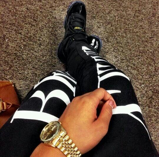 Gamma Blues 11's #Jordans   Jordan outfit   Pinterest ...