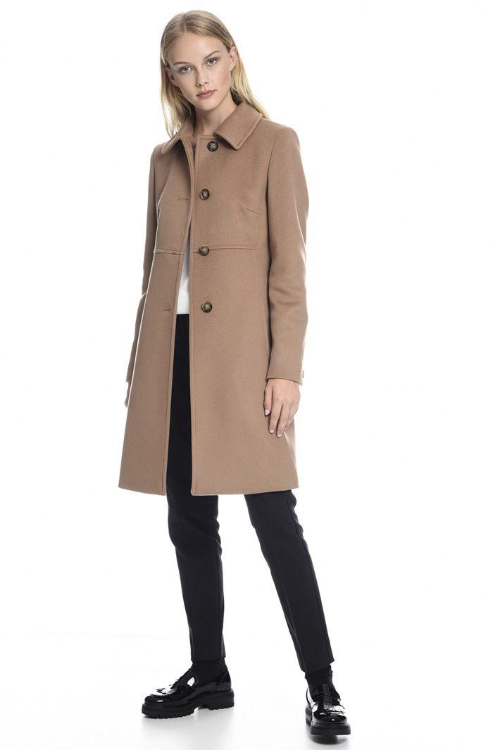 Capospalla in drap di lana 022907eb8fe