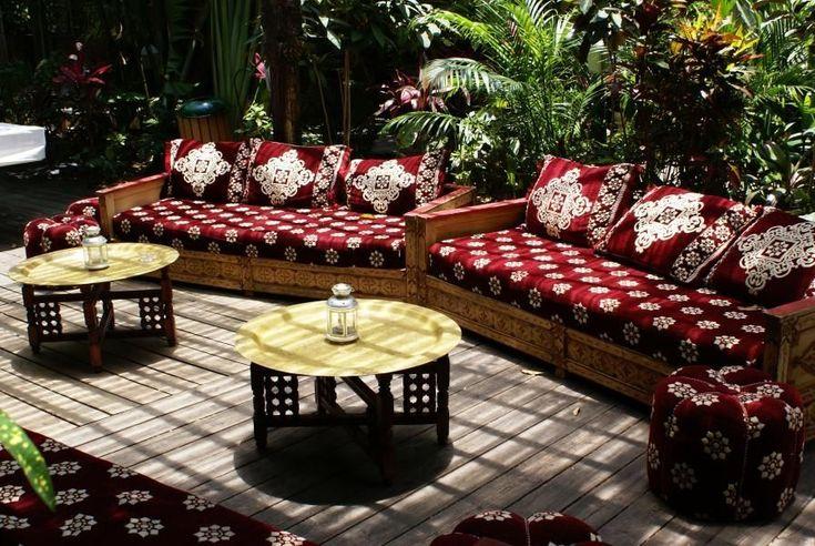Marokkaanse tuin voorbeelden   TuinTuin