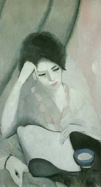Marie Laurencin. French (1883 - 1956)