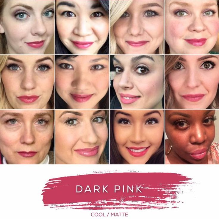 dark pink LipSense lasts up to 18 hours, it is waterproof, kiss proof, smear, bleed proof, and transfer proof! It's vegan, kosher, wax free, lead free, contains no animal bi-products, cruelty- free, and made in USA! Comes in 70+ colors and 11 glosses!! The last Lipstick you'll ever need! www.Happily.me