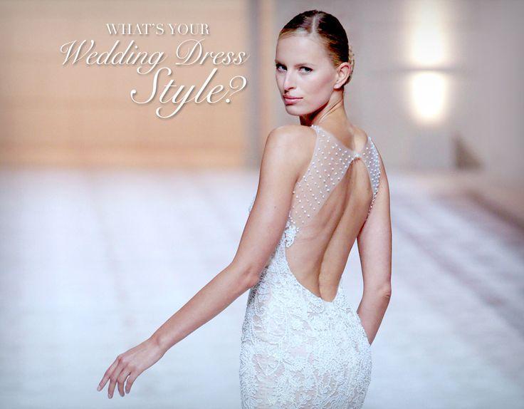 What's Your Wedding Dress Style? - Quiz - StyleBistro